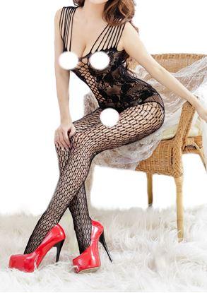 Zdjęcie Bielizna erotyczna- Kombinezon O-Body 0094