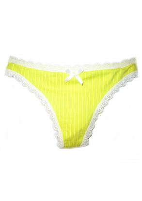 Picture of Women's underwear - thong collar 0146